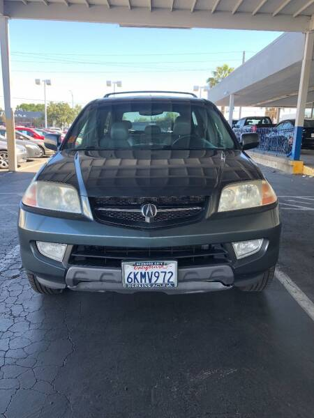2003 Acura MDX for sale at Auto Outlet Sac LLC in Sacramento CA