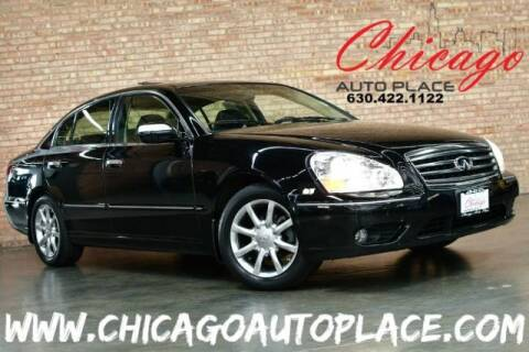 2005 Infiniti Q45 for sale at Chicago Auto Place in Bensenville IL