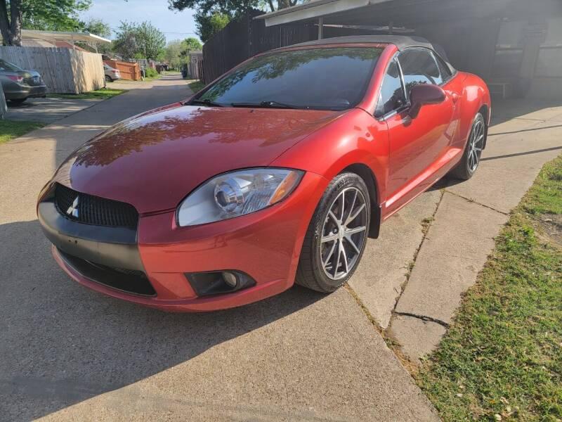 2011 Mitsubishi Eclipse Spyder for sale in Dallas, TX
