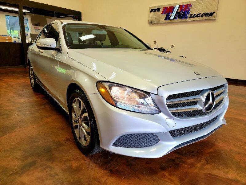2015 Mercedes-Benz C-Class for sale at Driveline LLC in Jacksonville FL