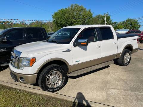 2012 Ford F-150 for sale at Greg's Auto Sales in Poplar Bluff MO