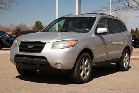 2009 Hyundai Santa Fe for sale at COURTESY MAZDA in Longmont CO