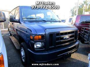 2008 Ford E-Series Wagon for sale at M J Traders Ltd. in Garfield NJ