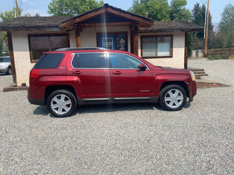 2010 GMC Terrain for sale at Sawtooth Auto Sales in Hailey ID