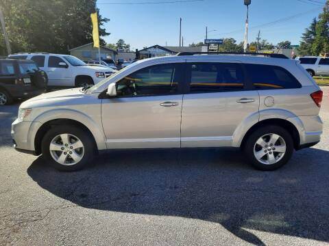 2012 Dodge Journey for sale at PIRATE AUTO SALES in Greenville NC
