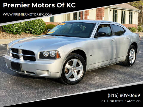 2009 Dodge Charger for sale at Premier Motors of KC in Kansas City MO