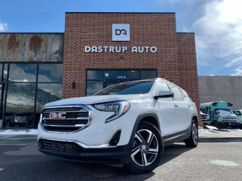 2020 GMC Terrain for sale at Dastrup Auto in Lindon UT