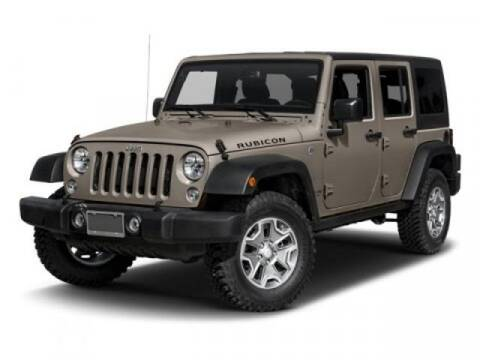 2016 Jeep Wrangler Unlimited for sale at Acadiana Automotive Group - Acadiana DCJRF Lafayette in Lafayette LA