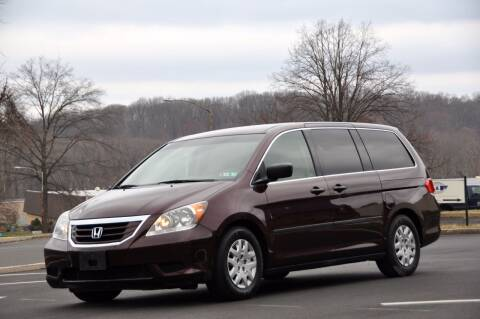 2010 Honda Odyssey for sale at T CAR CARE INC in Philadelphia PA