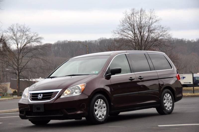 2010 Honda Odyssey for sale at T CAR CARE INC in Philadelphia PA