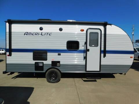 2021 Gulf Stream Ameri-Lite 199DD for sale at Motorsports Unlimited in McAlester OK