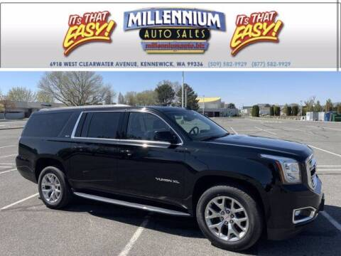 2019 GMC Yukon XL for sale at Millennium Auto Sales in Kennewick WA