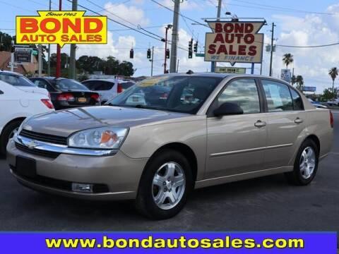2005 Chevrolet Malibu for sale at Bond Auto Sales in Saint Petersburg FL
