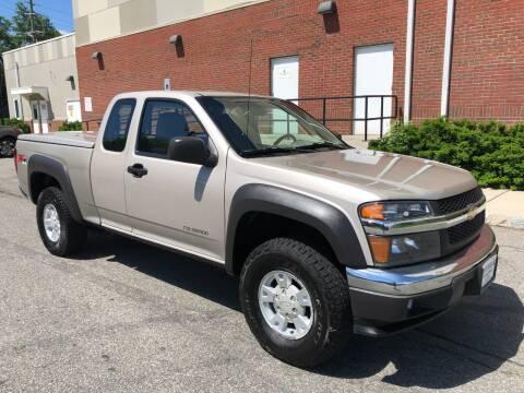 2004 Chevrolet Colorado for sale at Imports Auto Sales Inc. in Paterson NJ