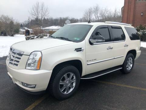 2007 Cadillac Escalade for sale at Hutchys Auto Sales & Service in Loyalhanna PA