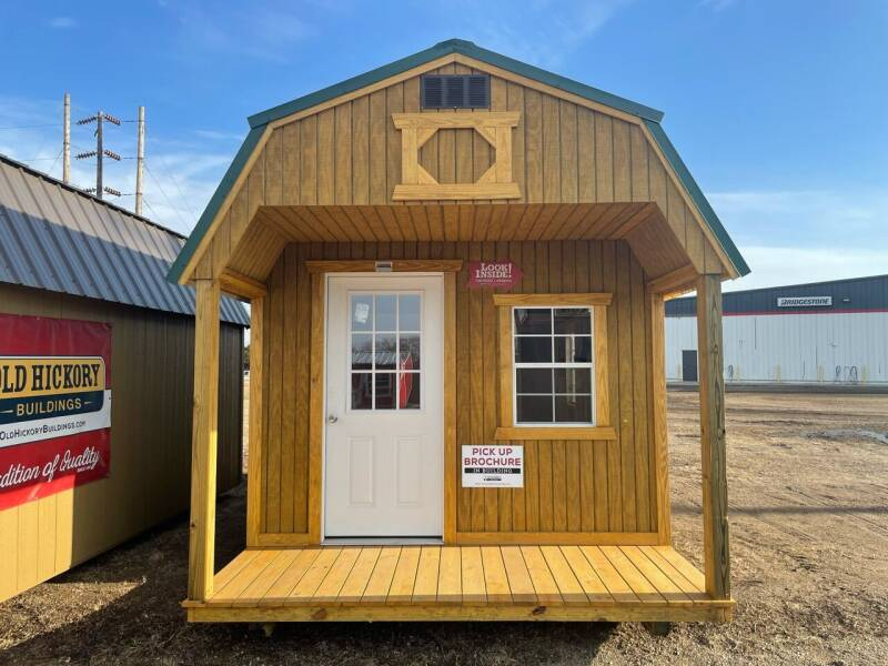 2020 Old Hickory Buildings Lofted Barn for sale at Krantz Motor City in Watertown SD