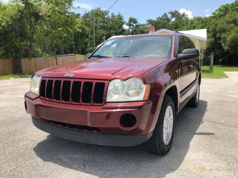 2007 Jeep Grand Cherokee for sale at Louie's Auto Sales in Leesburg FL