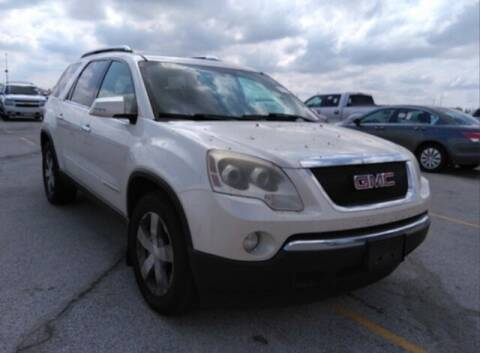 2008 GMC Acadia for sale at HW Used Car Sales LTD in Chicago IL