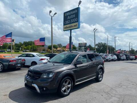 2016 Dodge Journey for sale at Michaels Autos in Orlando FL