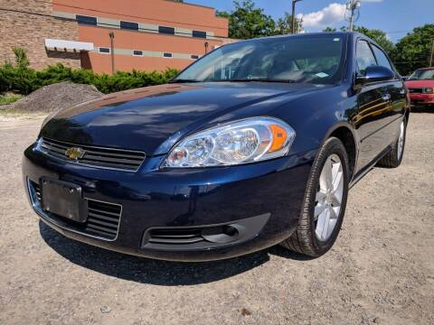2008 Chevrolet Impala for sale at DILLON LAKE MOTORS LLC in Zanesville OH