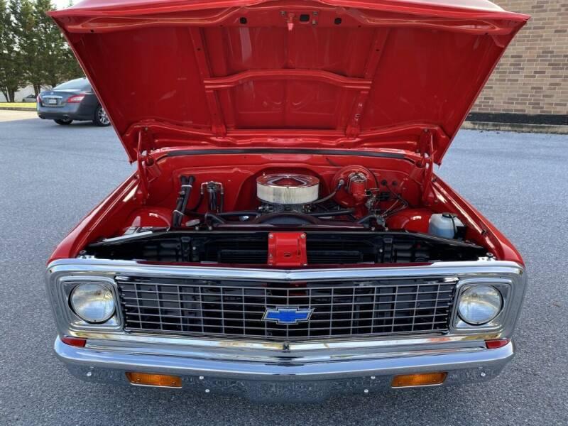 1971 Chevrolet C/K 10 Series Custom RestoMod - West Chester PA