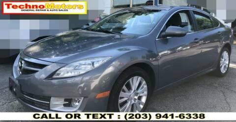 2010 Mazda MAZDA6 for sale at Techno Motors in Danbury CT