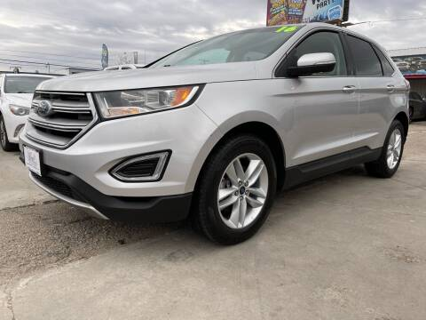2016 Ford Edge for sale at MAGIC AUTO SALES, LLC in Nampa ID