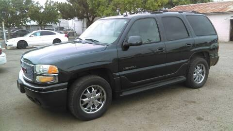 2004 GMC Yukon for sale at Larry's Auto Sales Inc. in Fresno CA