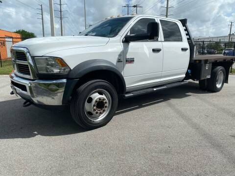2012 RAM Ram Chassis 4500 for sale at Ultimate Dream Cars in Wellington FL
