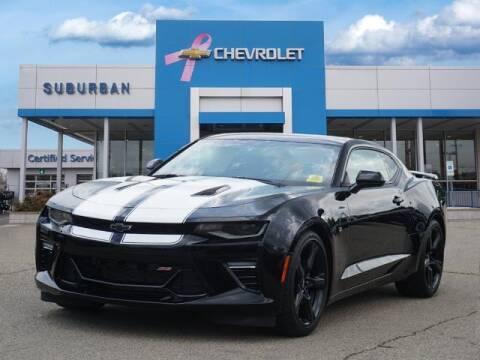 2018 Chevrolet Camaro for sale at Suburban Chevrolet of Ann Arbor in Ann Arbor MI