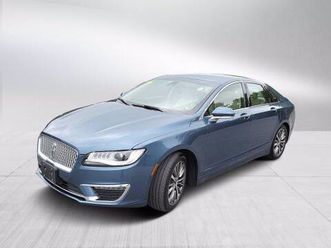 2019 Lincoln MKZ Hybrid for sale at Fitzgerald Cadillac & Chevrolet in Frederick MD