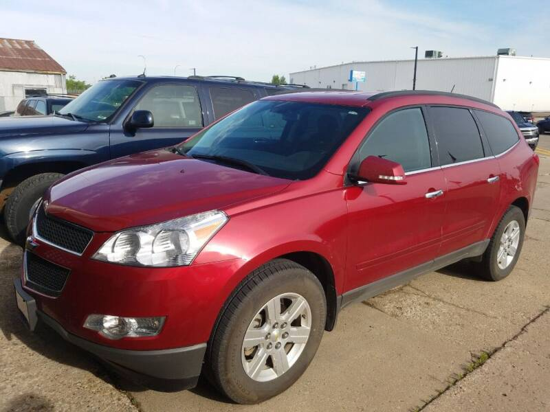 2012 Chevrolet Traverse for sale at Select Auto Sales in Devils Lake ND