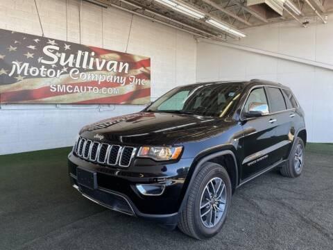 2019 Jeep Grand Cherokee for sale at SULLIVAN MOTOR COMPANY INC. in Mesa AZ