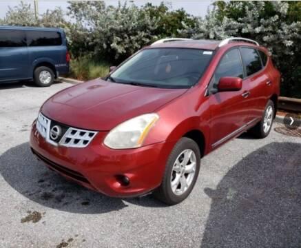 2013 Nissan Rogue for sale at JacksonvilleMotorMall.com in Jacksonville FL
