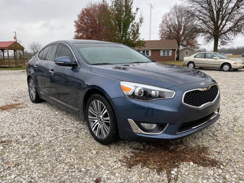 2014 Kia Cadenza for sale at Champion Motorcars in Springdale AR