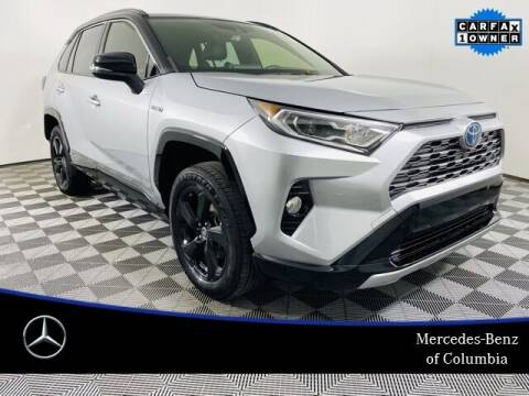 2019 Toyota RAV4 Hybrid for sale at Preowned of Columbia in Columbia MO