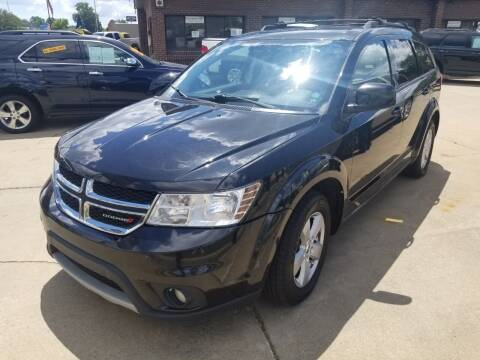 2012 Dodge Journey for sale at Madison Motor Sales in Madison Heights MI