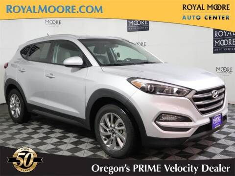 2016 Hyundai Tucson for sale at Royal Moore Custom Finance in Hillsboro OR
