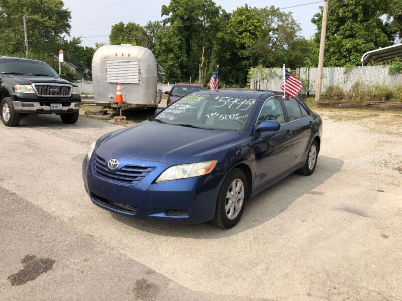 2008 Toyota Camry for sale at Kneezle Auto Sales in Saint Louis MO