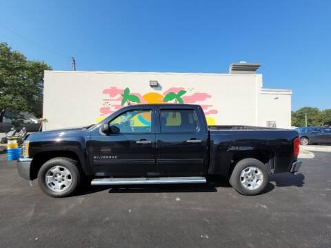 2013 Chevrolet Silverado 1500 for sale at Moke America of Virginia Beach in Virginia Beach VA