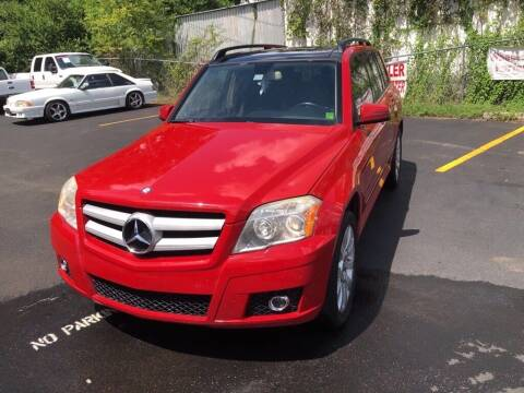 2012 Mercedes-Benz GLK for sale at 4 Girls Auto Sales in Houston TX