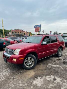 2007 Mercury Mountaineer for sale at Big Bills in Milwaukee WI