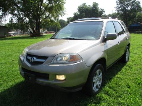 2004 Acura MDX for sale at Dons Carz in Topeka KS