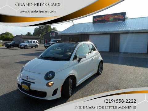 2014 FIAT 500c for sale at Grand Prize Cars in Cedar Lake IN