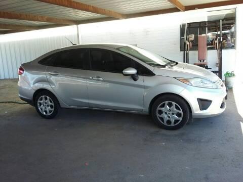 2013 Ford Fiesta for sale at Kann Enterprises Inc. in Lovington NM