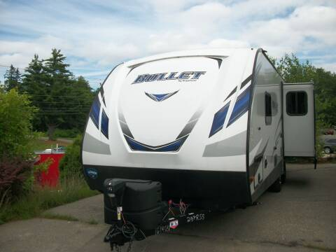 2019 Keystone Bullet 257RSS for sale at Olde Bay RV in Rochester NH