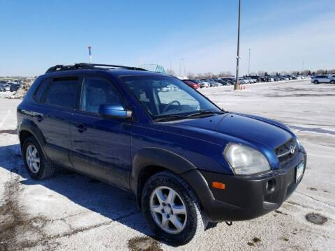 2005 Hyundai Tucson for sale at Affordable 4 All Auto Sales in Elk River MN