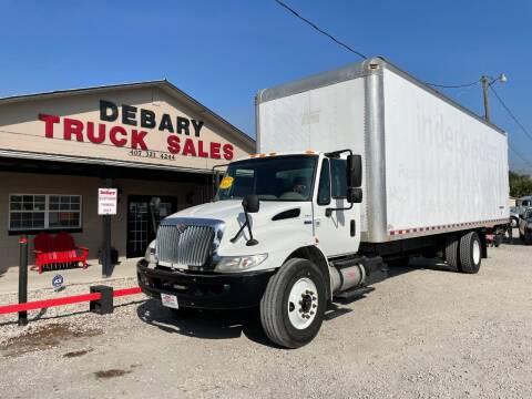 2015 International DuraStar 4300 for sale at DEBARY TRUCK SALES in Sanford FL