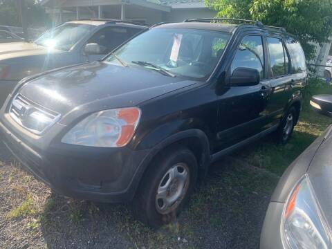 2003 Honda CR-V for sale at Popular Imports Auto Sales in Gainesville FL