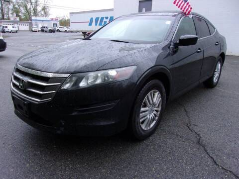 2012 Honda Crosstour for sale at Top Line Import of Methuen in Methuen MA